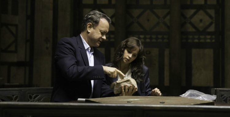 Inferno Dan Brown Robert Langdon Tom Hanks