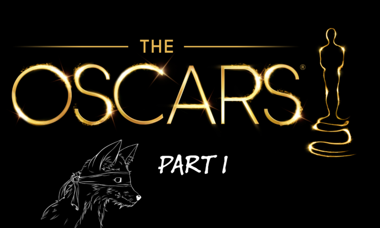 The Oscars logo oscar academy awards