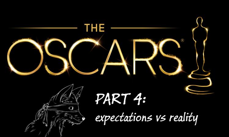 The Academy Awards / Hero management logo