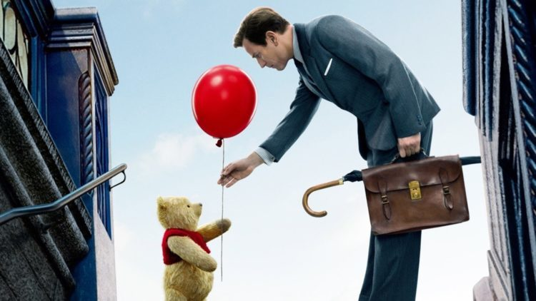 ewan mcgregor christopher robin winnie the pooh hundred mile wood 2018